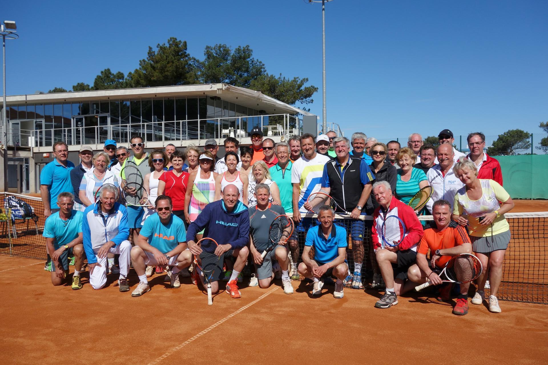 Sportreisen Hannes Zischka, Istrien, Dalmatien, Urlaub, Tennis, Slowenien, Kroatien