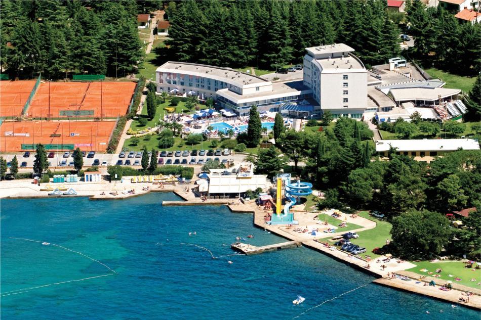 Sportreisen Hannes Zischka, Tennis, Urlaub, Istrien, Porec, Hotel Laguna Park