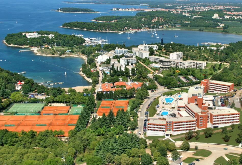 Sportreisen Hannes Zischka, Tennis, Urlaub, Istrien, Porec