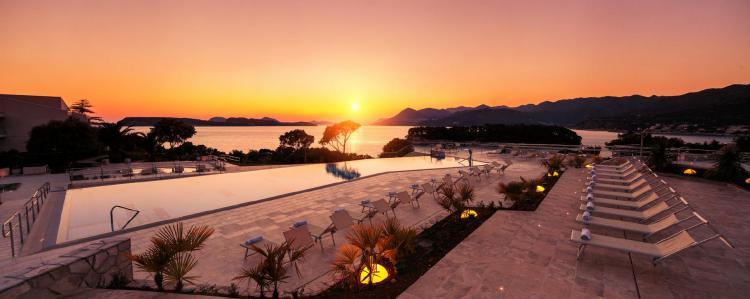 Sportreisen Hannes Zischka, Tennis, Urlaub, Dalmatien, Kroatien, Hotel Valamar Argosy