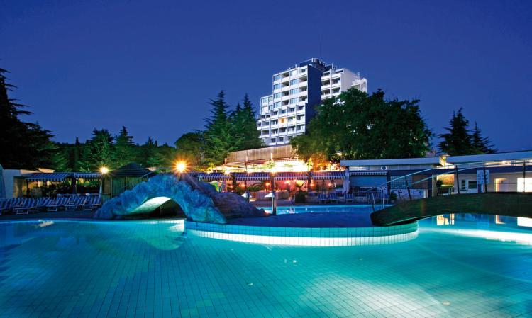 Sportreisen Hannes Zischka, Tennis, Urlaub, Porec, Kroatien, Valamar Diamant Hotel