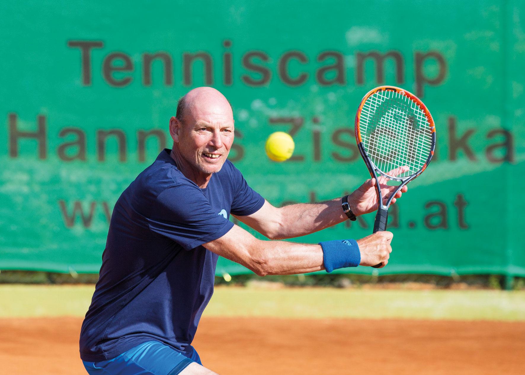 Sportreisen Hannes Zischka, Istrien, Dalmatien, Urlaub, Tennis, Slowenien