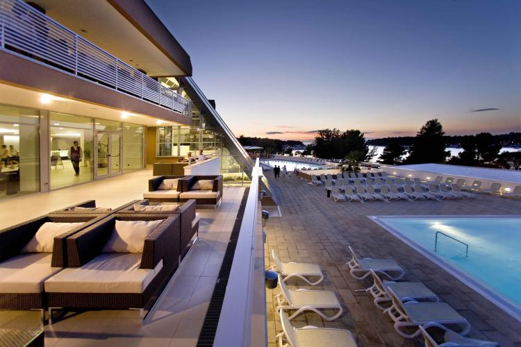Sportreisen Hannes Zischka, Tennis, Urlaub, Istrien, Porec, Hotel Laguna Molindrio