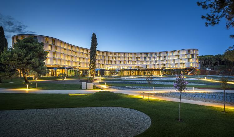 Sportreisen Hannes Zischka, Tennis, Urlaub, Istrien, Rovinj, Family Hotel Amarin