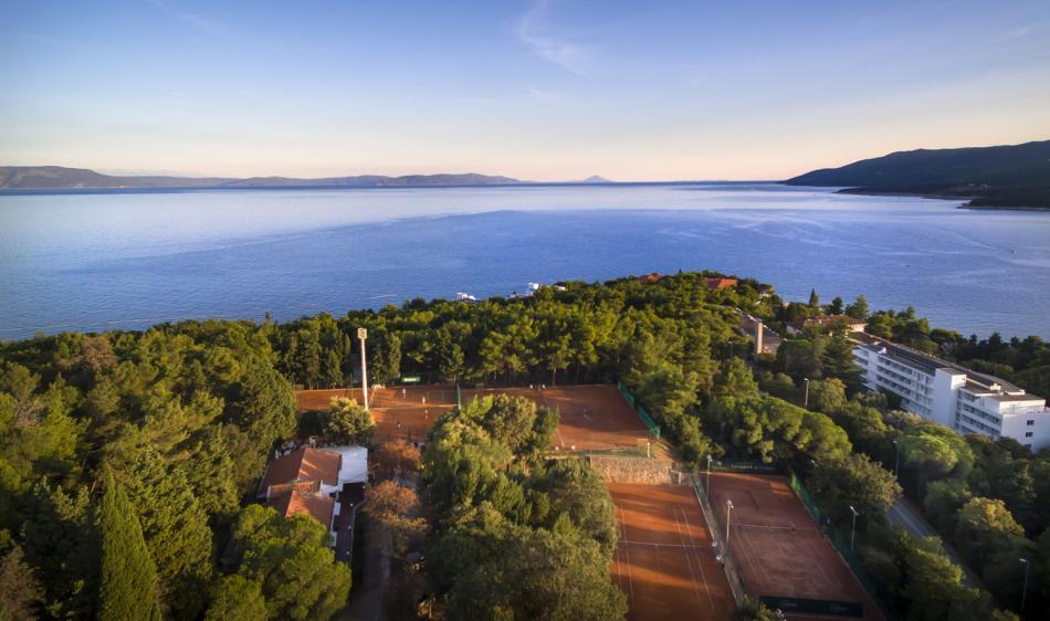 Sportreisen Hannes Zischka, Tennis, Urlaub, Istrien, Rabac