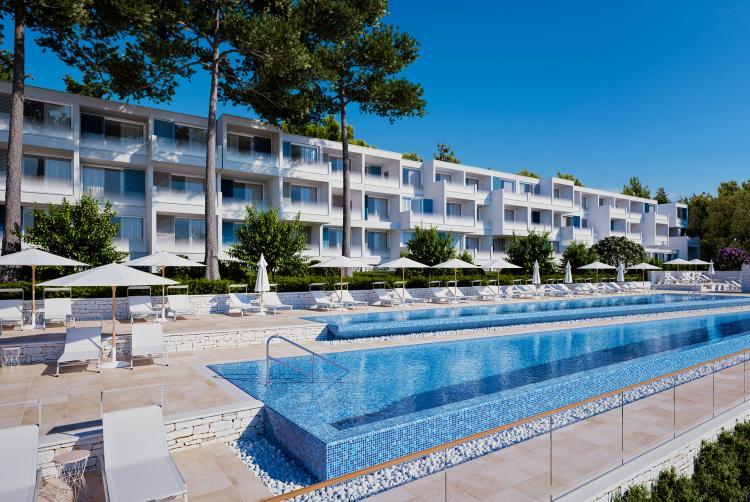 Sportreisen Hannes Zischka, Tennis, Urlaub, Rab, Meer Tennis, Valamar Girandella Resort