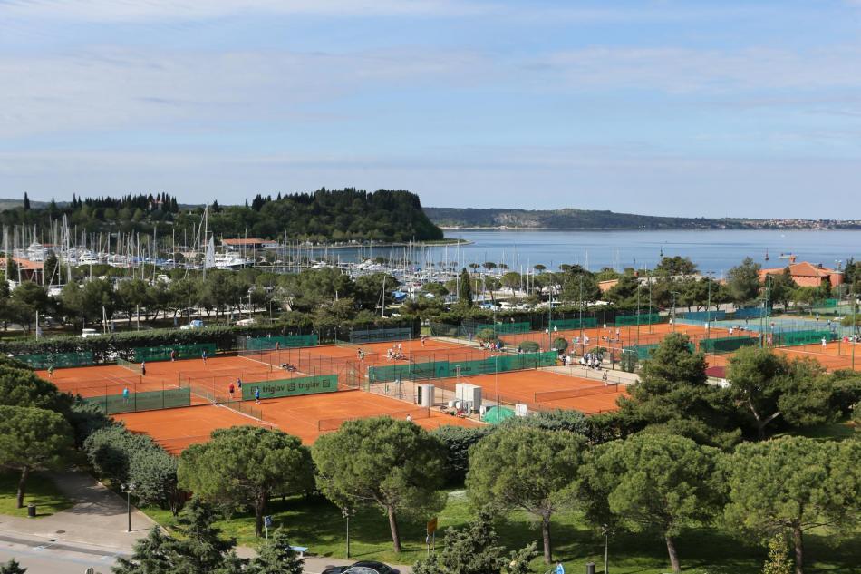 Sportreisen Hannes Zischka, Tennis, Urlaub, Istrien, Portoroz