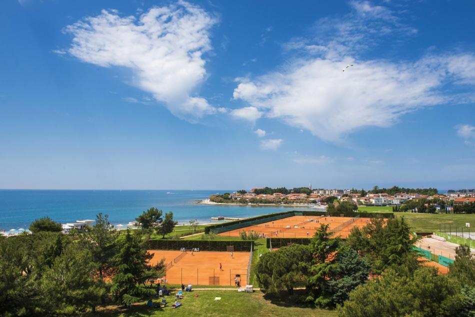 Sportreisen Hannes Zischka, Tennis, Urlaub, Istrien, Novigrad