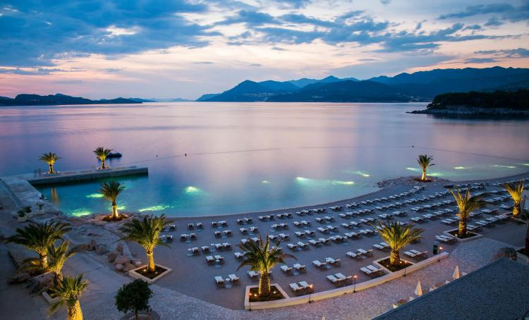 Sportreisen Hannes Zischka, Tennis, Urlaub, Dalmatien, Kroatien, Valamar Dubrovnik President Hotel