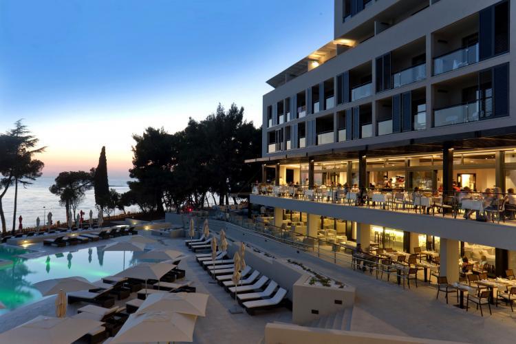 Sportreisen Hannes Zischka, Tennis, Urlaub, Istrien, Porec, Hotel Laguna Parentium