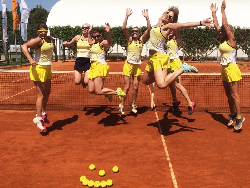 MEER Tennis Zischka Kroatien Istrien Urlaub Training Camp
