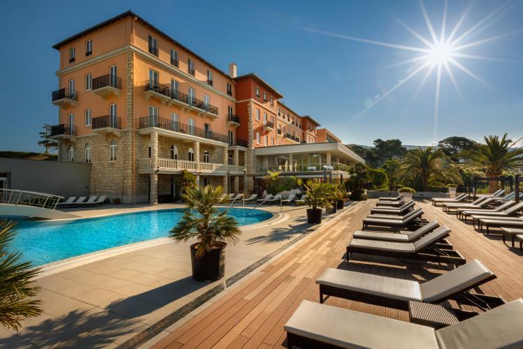 Zischka Sportreisen Tennis Kroatien Rab Imperial Hotel Valamar Training Meer Urlaub