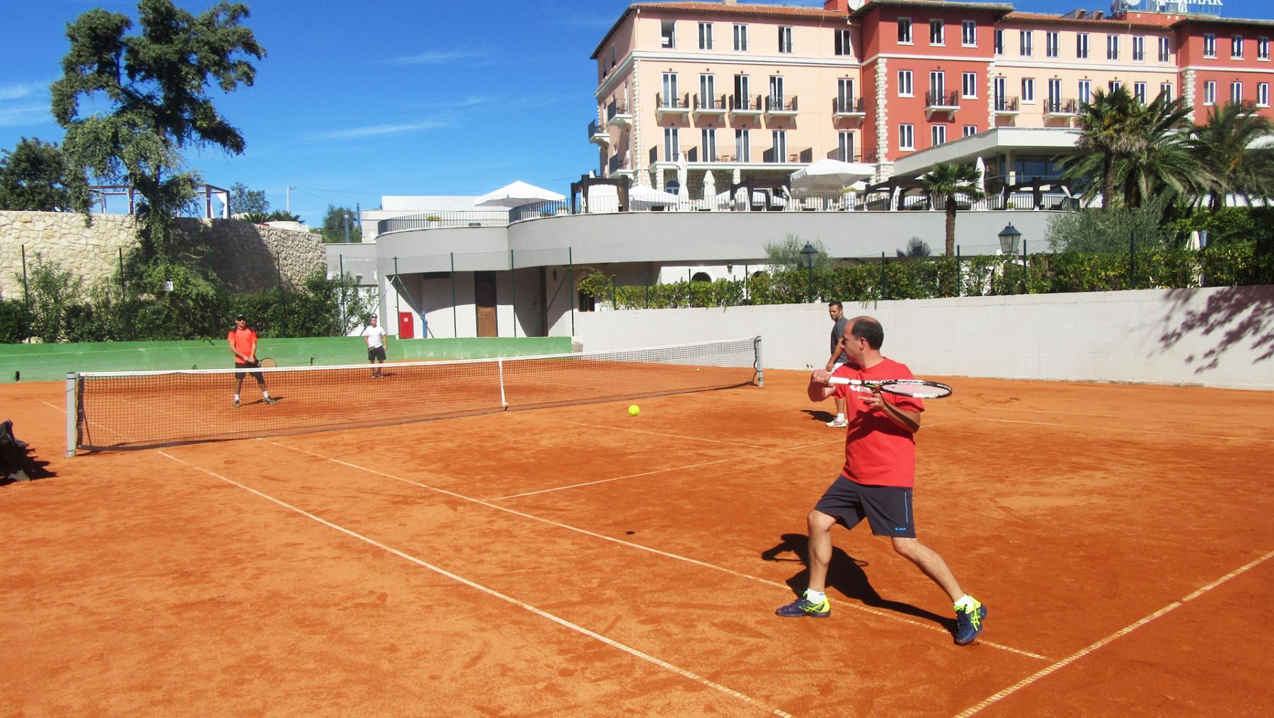 zischka, rab, meer tennis, doppeltage, kroatien, tenniscamp
