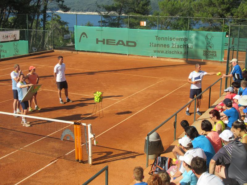 Zischka, Rabac, Tennis, Tenniscamp, Kroatien,