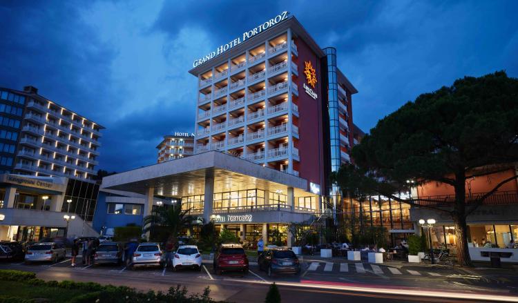 Grand Hotel Portoroz Zischka Sportreisen