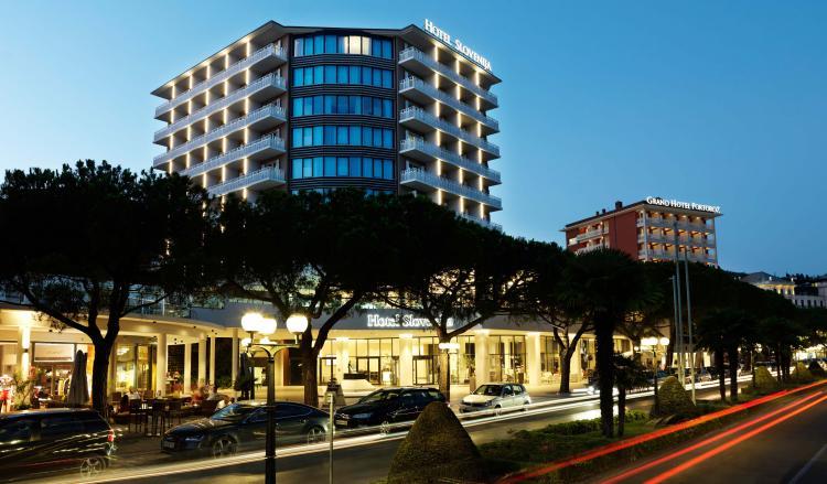 Portoroz Mind Hotel Slovenija Zischka Sportreisen